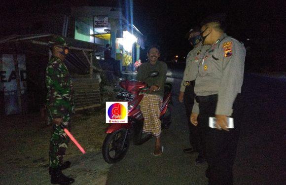 Operasi Masker Sampai ke Perbatasan Antar Provinsi