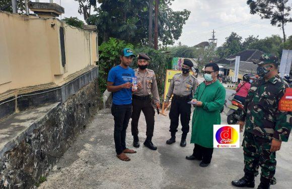 Operasi Gabungan Kecamatan Pracimantoro Gelar Operasi Gakplin