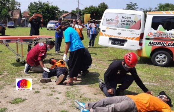 Sinergi TNI POLRI dan Sukarelawan dalam Kesiapsiagaan Penanganan Bencana Alam Pada Masa Pandemi di Klaten