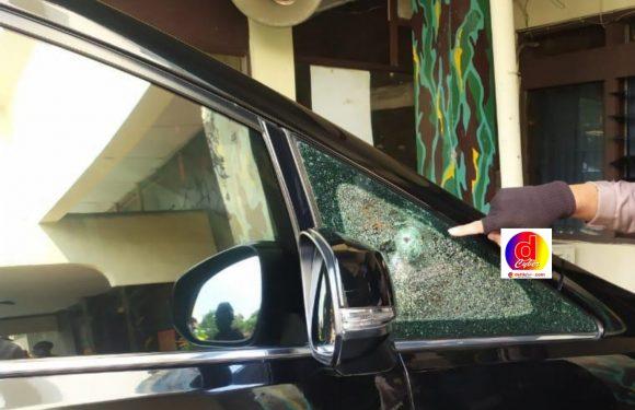 Kurang Dari 3 Jam Pelaku Penembakan Mobil Bos Perusahaan Tekstil Di Solo Ditangkap