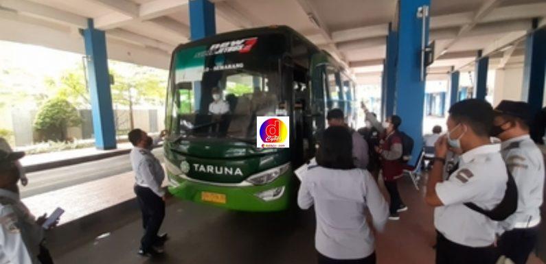 Jelang Libur Nataru, Jumlah Penumpang di Terminal Purboyo Madiun Mengalami Peningkatan