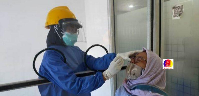 Layanan Rapid Test Antigen di Stasiun Madiun, Tarif Rp.105.000
