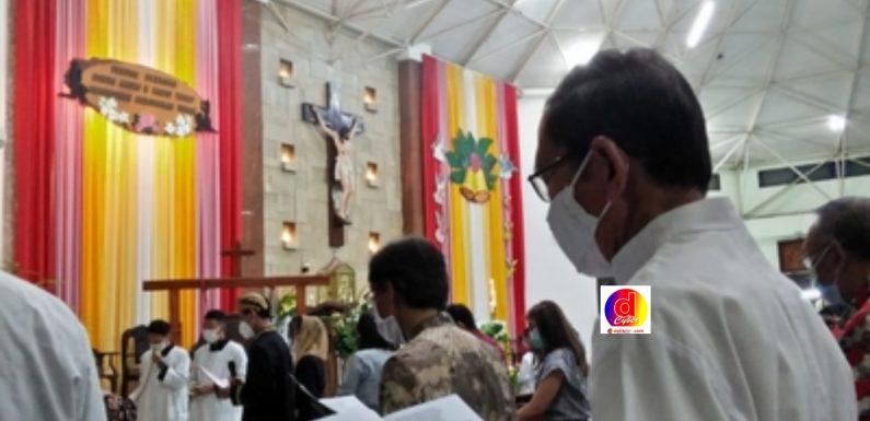 Perayaan Natal 2020 di Kota Madiun Berlangsung Khidmat