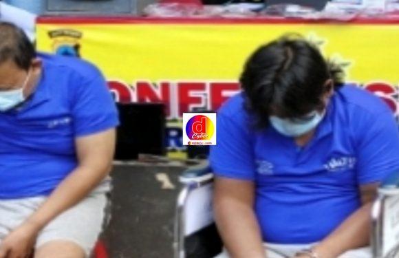 Beraksi Di 36 TKP Dua Spesialis Pencuri Rumah Kosong Dibekuk