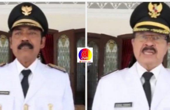 Himbauan dan Ucapan Walikota Surakarta, Perayaan Tahun Baru 2021