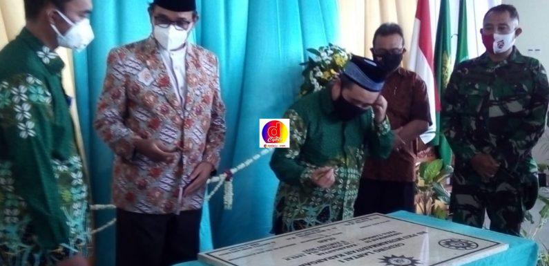Baru Pertama Di Karanganyar, RS PKU Muhammadiyah Membangun  Gedung Berstandar Khusus Sistem Tata Ruang Anti Penyebaran Covid