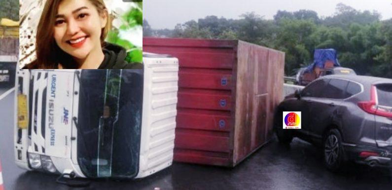 Breaking  News : Kecelakaan Beruntun Tewaskan Mantan Personil Trio Macan
