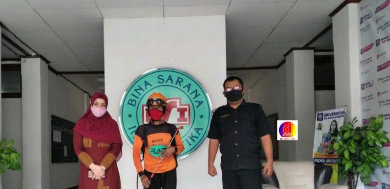 RAPI Wilayah 17 Kota Surakarta Bersama DLH Adakan Penyemprotan Disinfektan