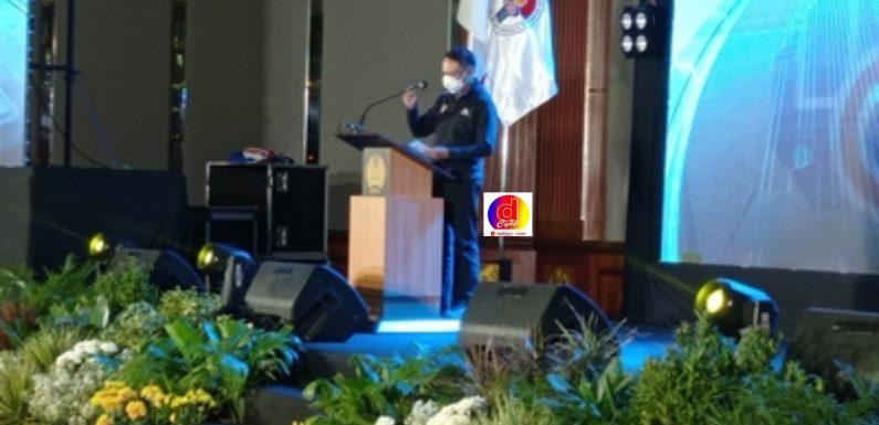 Menpora Buka FGD Finalisasi Grand Design Keolahragaan Nasional Di Surabaya