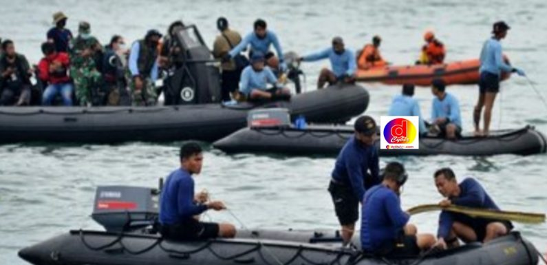 Black Box Pesawat Sriwijaya Air SJ182 Sudah Terdeteksi