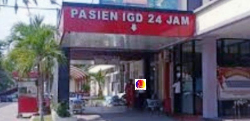 RS Swasta Di Kota Blitar Penuh Pasien Covid -19 , Siap Siap RS Lainnya Menerima Pasien
