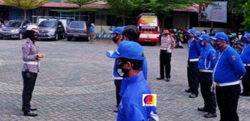 Sat Lantas Polresta Surakarta : Berikan Pembinaan Serta Pelatihan Terhadap Supeltas Se Kota Surakarta