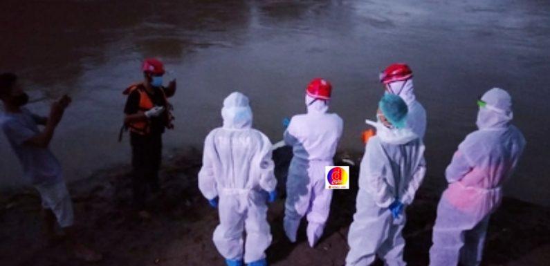 Suparno Warga Sragen Yang Tenggelam di DAS Bengawan Solo, Ditemukan Tim SAR Meninggal Dunia