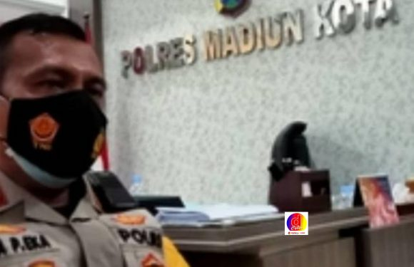 Polres Kota Madiun Lakukan Penyekatan Di Siang Hari, Guna Cegah Pesebaran Covid-19 di Kota Madiun
