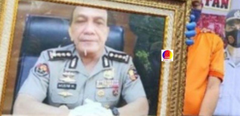 Mengaku Calon Kapolres Tipu 1,7 M Ditangkap Polisi