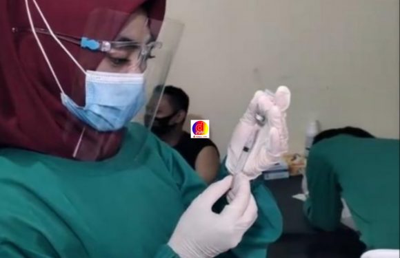 Polres Boyolali : Siap Mendukung Program Pemerintah Vaksinisasi
