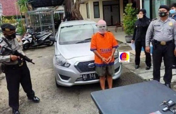 Pria Asal Madiun Dibekuk Satreskrim Polres Ponorogo, Usai Gelapkan 3 Mobil Rental