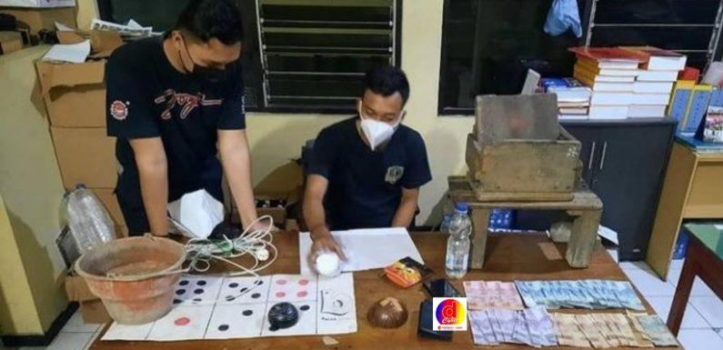 Tim Sparta Polresta Surakarta Amankan 5 Warga Jebres Sedang Pesta Miras dan Dadu Macau