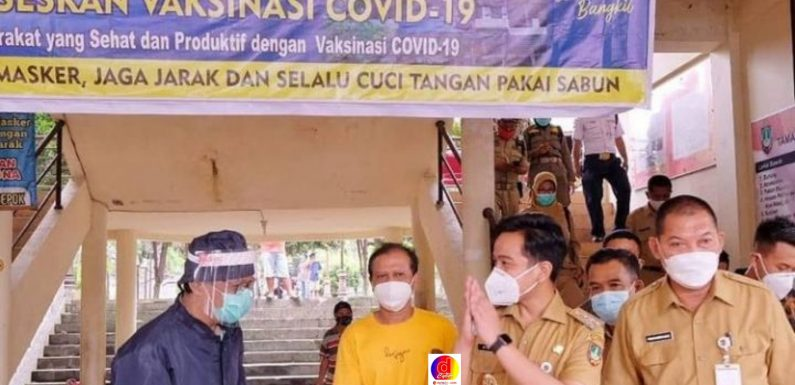 Walikota Solo Sambangi Pasar Burung Depok: 380 Pedagang Siap untuk Divaksin Covid-19