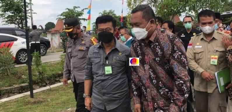 Menteri Pertanian RI Serahkan Bantuan Dalam  Kunjungan Kerja di Ngemplak Boyolali, Apa Saja