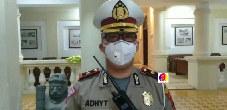 Tanggapi Keluhan Masyarakat Soal Knalpot Brong Di Medsos, Polresta Surakarta Kandangkan 205 Motor