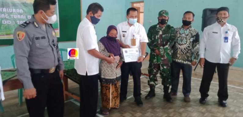 BLT Dana Desa Tahap Awal Tahun 2021 Kabupaten  Karanganyar  Sudah Turun