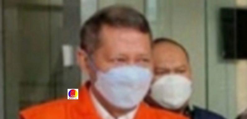 Mantan Dirut Pelindo II RJ Lino Resmi Ditahan KPK