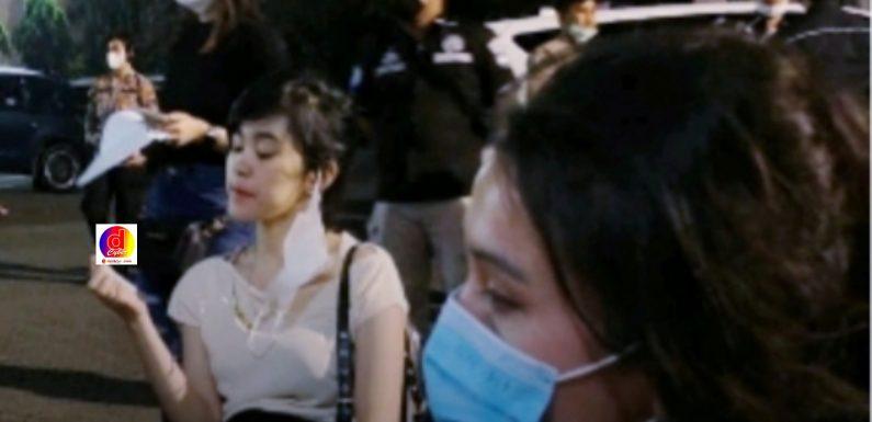 Melanggar Jam Operasional, Tim Gab Polda Jateng Razia Tempat Hiburan Swab Ditempat
