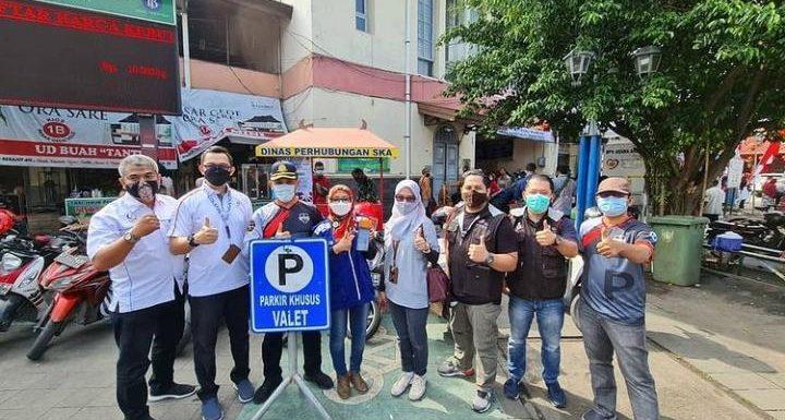 Dinas Perhubungan Kota Surakarta Resmi Berlakukan Layanan Valet Parkir Pakde Noni
