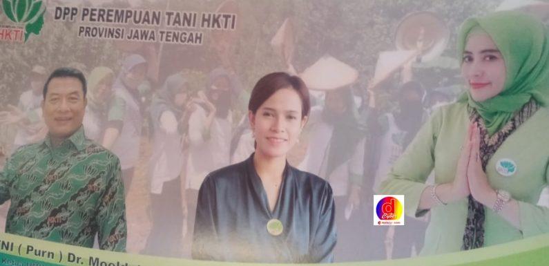 Acara Pelantikan Wanita Tani DPC HKTI Karanganyar Didatangi Kades dan TNI/Polri Serta Satpol PP, Ada Apa?