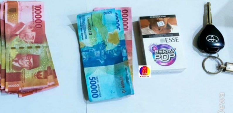 Polisi Bekuk Warga Jakarta Yang Nekat Edarkan Uang Palsu di Karanganyar