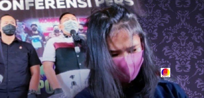 Polrestabes Semarang Tangkap Wanita Pelaku Pencurian Mobil