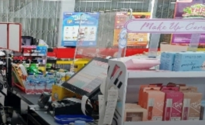 Alfamart Disatroni Maling, 66 Juta Amblas