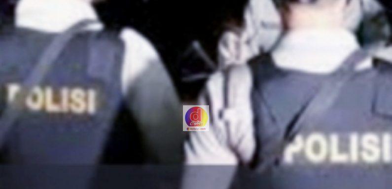 5 Anggota Satresnarkoba dan 3 Warga Sipil Ditangkap Diduga Sedang Pesta Sabu
