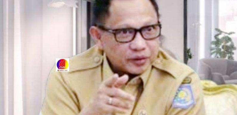 Terkait SE Mendagri Tito Karnavian, Ini Larangannya