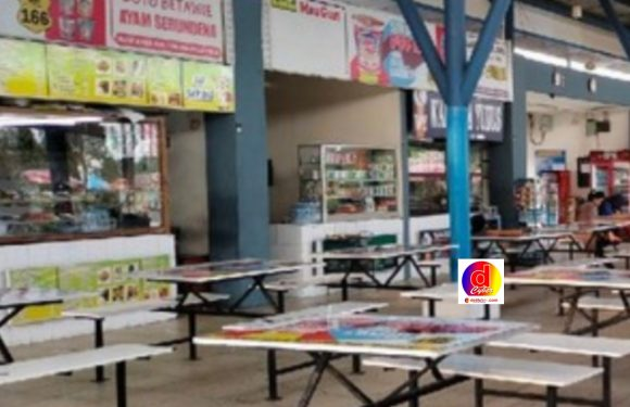 Buntut Dilarang Mudik, Pedagang Rest Area Mengeluh Sepi