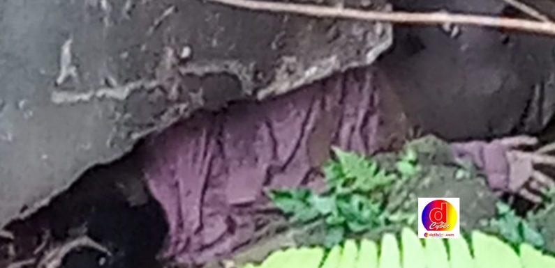 Ditemukan mayat Dibawah Jembatan