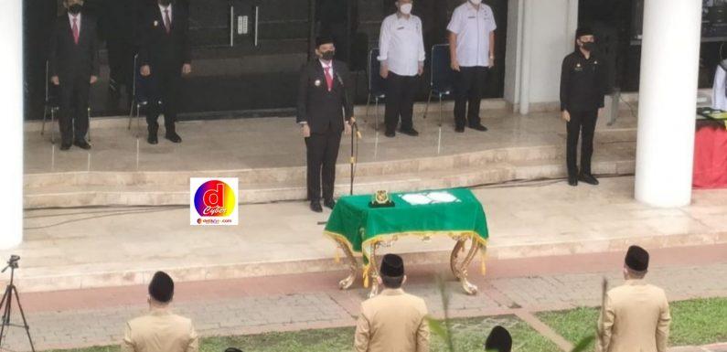 Pertama, Walikota Medan Melantik Pejabat Eselon III dan IV di Jajaran Pemko Medan