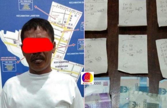 Wujudkan Kota Solo Bebas Pekat, Penjual Capjikia Dibekuk Anggota Polsek Serengan di Kratonan