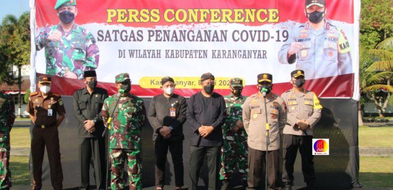 Pangdam 1V Diponegoro Ajak Rapatkan Barisan Bersama Semua Tokoh Agama dan Elemen Masyarakat Untuk Memutus Mata Rantai Covid -19