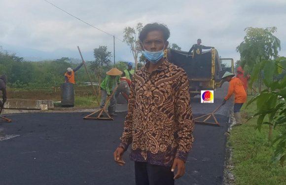 Sesuai Aturan Per Undang Undangan Desa Yang Mendapat Bantuan Pemerintah Rp 2 Milyar Lebih , Pengawasan dan Penindakan Langsung KPK