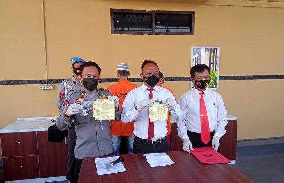 Polres Karanganyar Bekuk Dua Warga Dimasa Pandemi Sibuk Edarkan Sabu-Sabu