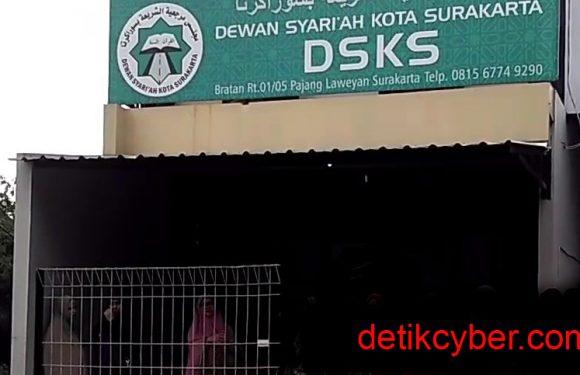 DSKS Tuntut Batalkan Pembangunan Masjid Sriwedari Solo