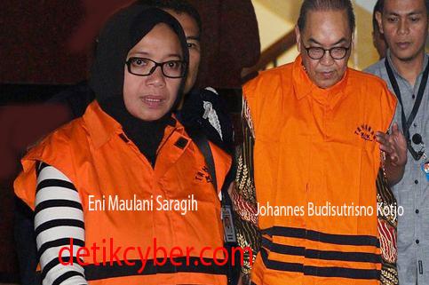 Suap 4,8 Milyar KPK Resmi Tahan Wakil Ketua Komisi VII DPR dan Amankan Bupati Temanggung Terpilih