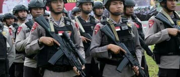 Polda Jateng Kerahkan 2500 Personil Terkat Jalan Sehat Ahmad Dhani