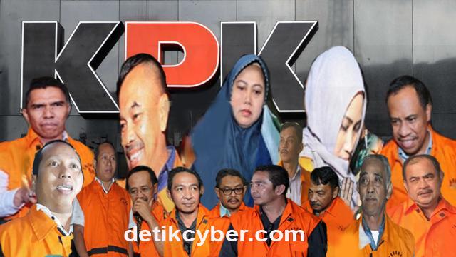 KPK Limpahkan 18 Tersangka Kasus Suap Massal DPRD Kota Malang