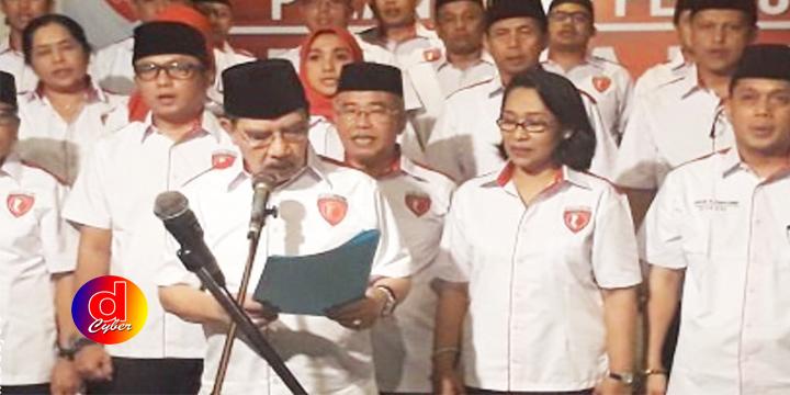 Kantor Pusat Garda Jokowi di Resmikan di Solo