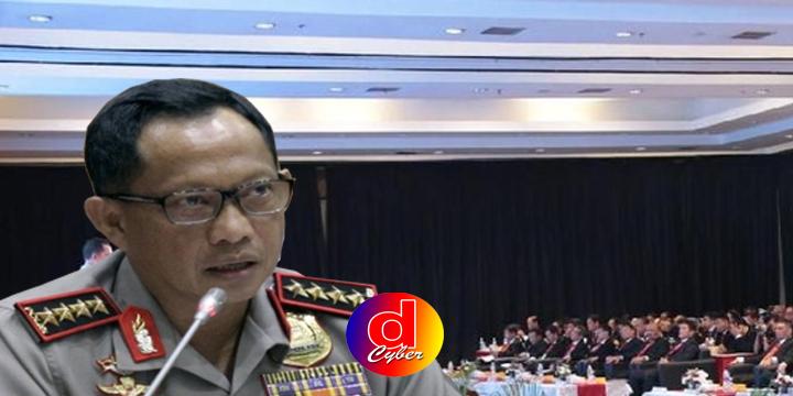 """Kapolri """" Mari Benahi Reserse """" Rakyat Menunggu"""