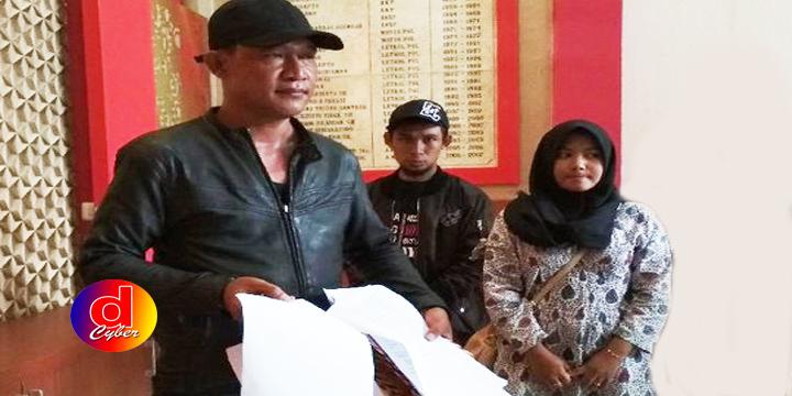 Tersangka Surat KPK Palsu, Laporkan Staf PUPR dan Anak Kontraktor Blitar