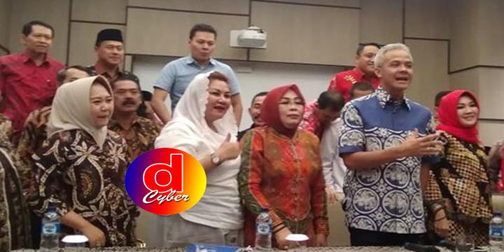 Deklarasi 31 Kepala Daerah Jateng Dukung Jokowi, Badan Pemenangan Prabowo – Sandi Akan Adukan Ke Bawaslu